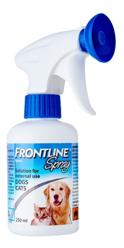 frontline spray 250 ml - front line 250 ml