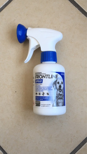 frontline spray 250 ml p/perros o gatos incluye envío