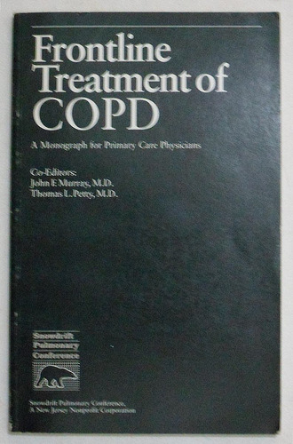 frontline treatment of copd / murray - petty