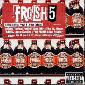 frosh 5, nuevo, sellado.