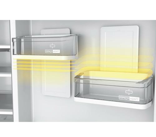 frost free duplex geladeira brastemp