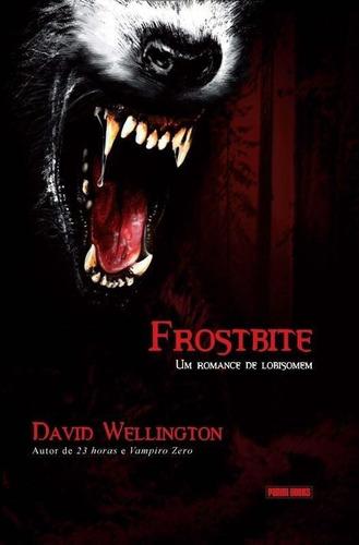 frostbite - um romance de lobisomem