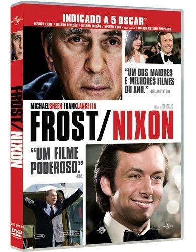 frost/nixon com michael sheen dvd original