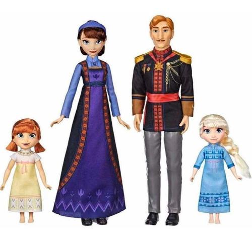 frozen 2 familia real de arendell
