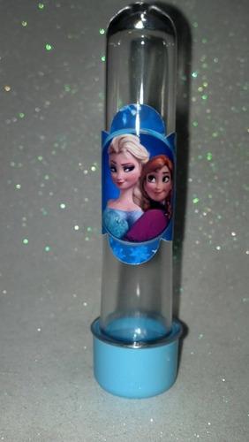 frozen - 30 adesivos para tubete  5cm