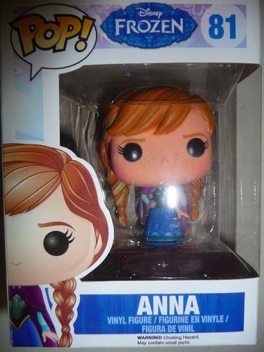 frozen anna #81 disney funko pop