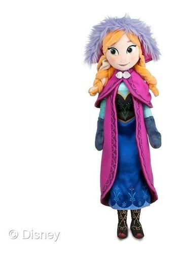 frozen boneca  anna pelúcia musical já no brasil