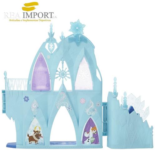 frozen castillo princesa elsa disney original hasbro