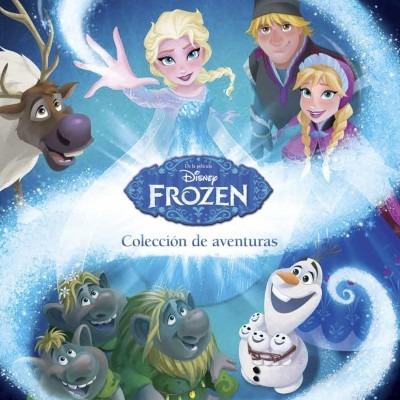 frozen. colección de aventuras(libro infantil)