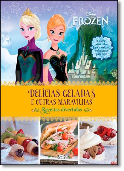 Frozen  Delicias Geladas E Outras Maravilhas De Vergara E Ri ... 94d8692aac7