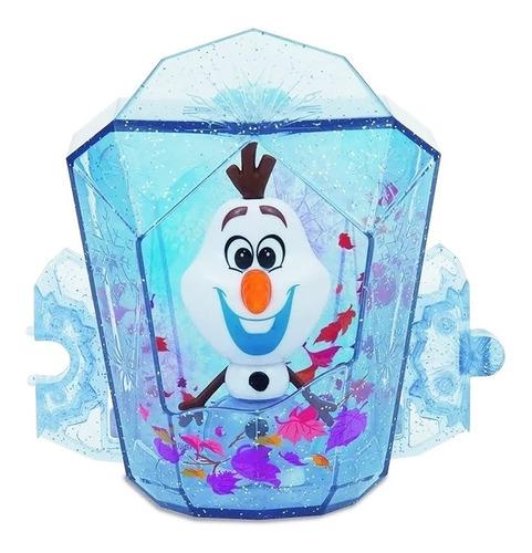 frozen figura casita sopla y se ilumina disney 73000 bigshop