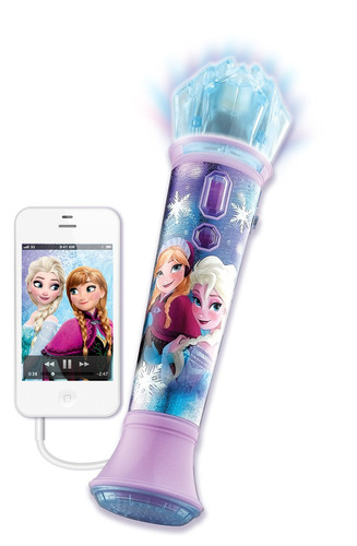 frozen magical sing along pretend microphone-styles mary.