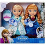 Muñecas Elsa Y Anna Frozen Cantan En Español $$no Rebajo$$