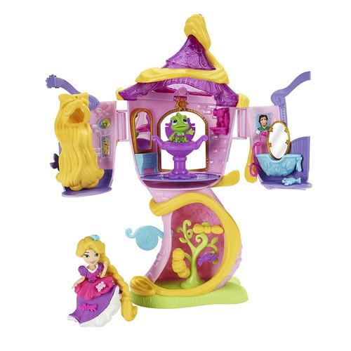 frozen pequeño reino castillo de elsa  jugueteria bunny toys