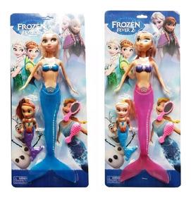 Frozen Elsa Juguetería Ana Muñecas Juguetes Piñatas Sirena 2 hQBCtsrdx