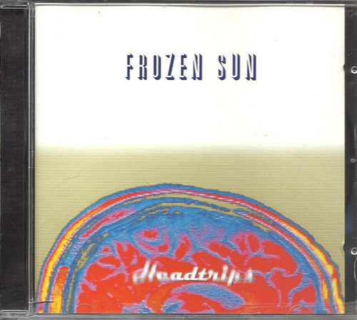 frozen sun / headtrips 1998 power cd(ex+/ex)(holland)impor**