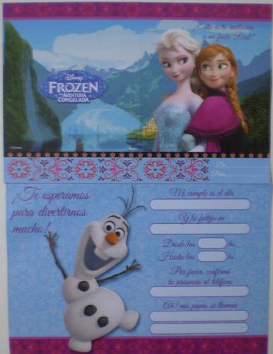 frozen tematicos cumpleaños 30 chicos