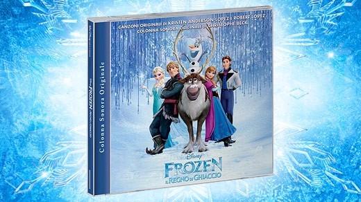 trilha sonora de frozen gratis