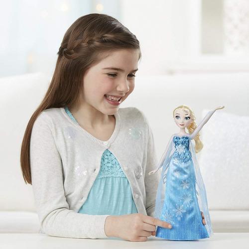 frozen vestido musical princesa tambien puedes tocar melodia