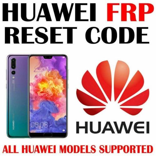 frp key modelos huawei cuenta google