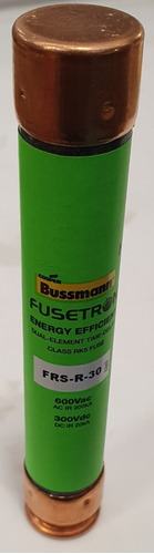 frs-r-30 bussmann fusible 30a 600v