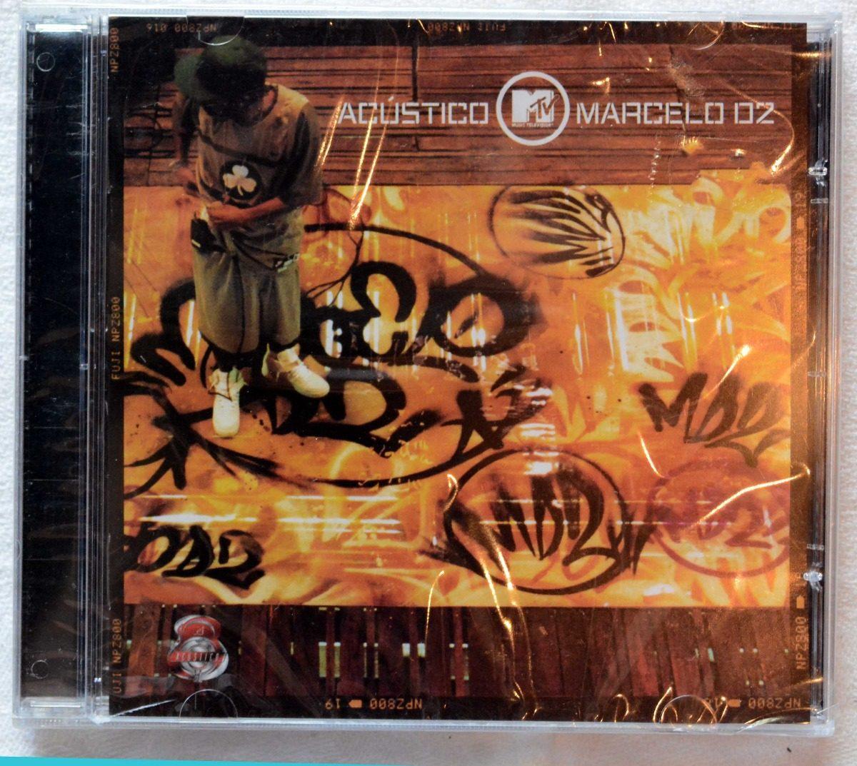 cd completo marcelo d2 acustico mtv gratis