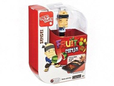 fruit ninja para ipad sensei aplicacion apptivity mattel