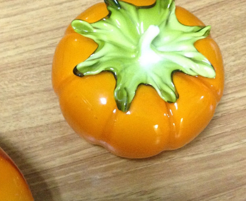 fruta tomate de murano de la casa ice