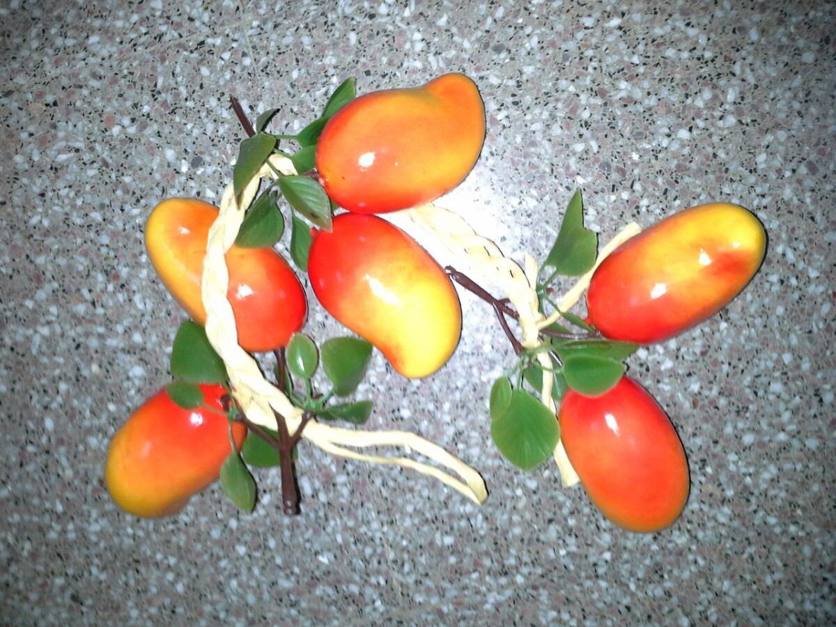 frutas decoracion centros de mesa ramillete mango x