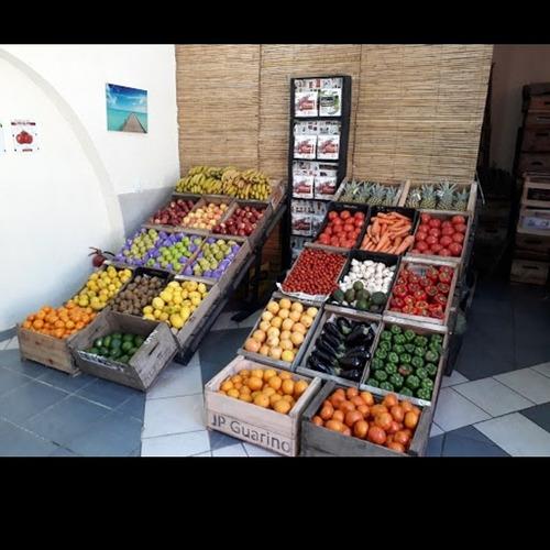 frutas y verduras de excelente calidad