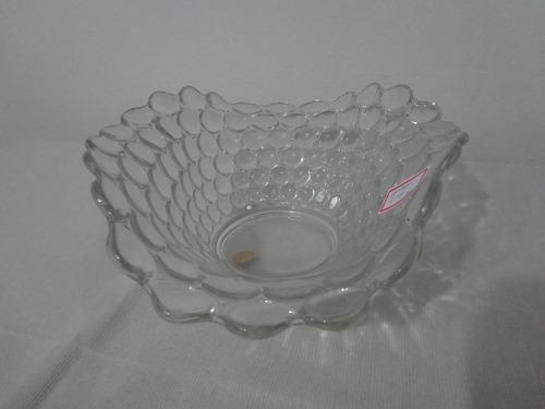 fruteira de vidro