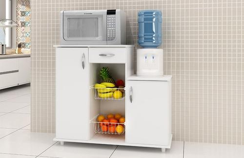 frutera diva organizador microondas horno eléctrico