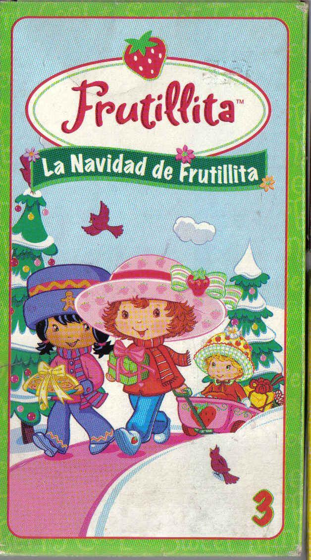 Frutillita La Navidad De Frutillita Infantil Castellano Vhs - $ 60 ...