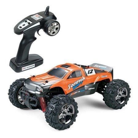 fstgo coche rc rock crawler 32mph rápido camión off road 4wd