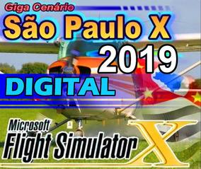 Fsx - Giga Cenário Do Estado De São Paulo - Digital