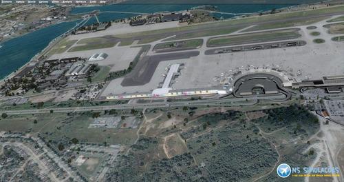 fsx - super rio 2017 - aeroportos sbrj e sbgl - fsx