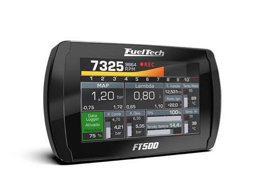 ft 500 inyeccion programable fueltech + 4 bobinas con módulo
