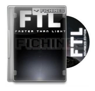 ftl: faster than light - original pc - steam #212680