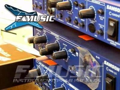 ftm procesador digital altavoces sts ds 214 b - dsp 2 in 4 o