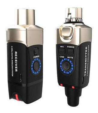 ftm sistema adaptador inalambrico xvive u3 mic wireless
