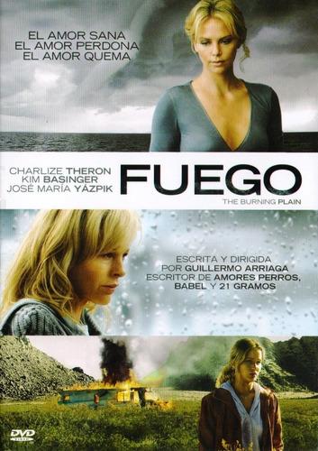 fuego the burning plain guillermo arriaga pelicula dvd