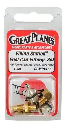 fuel can fittings filling station #4155 great planes 7 vrdes