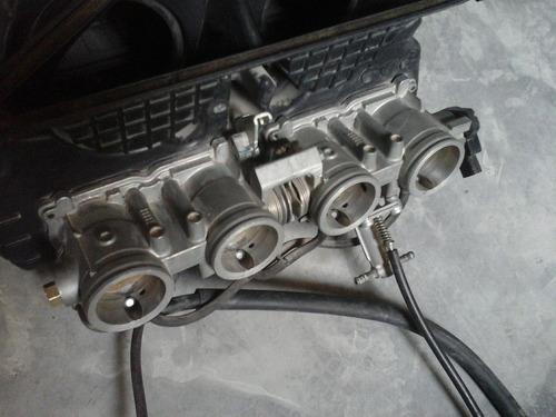 fuel inyección filtro aire completo honda cbr 1000 rr 04- 07