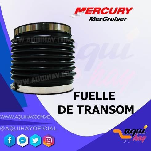 fuelle de transom mercruiser