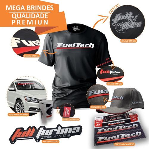 fueltch ft550 sem chicote + mega brindes+ camiseta gel+ bc