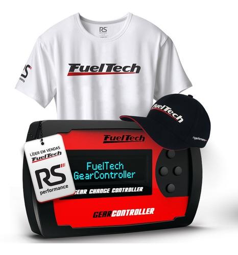fueltech gear controller com chicote de 3 metros