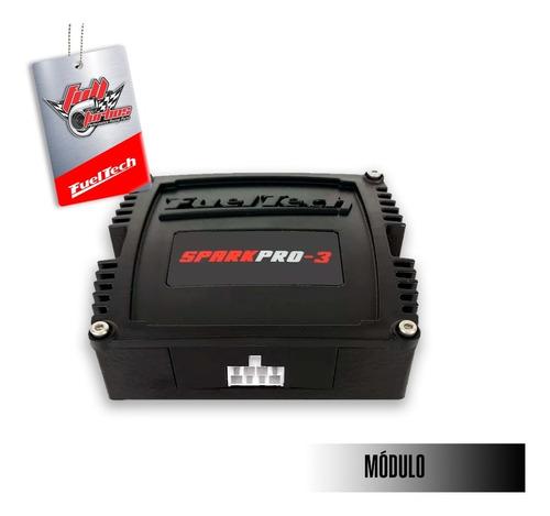 fueltech sparkpro-3 (spark pro 3) + brindes + 12x sem juros