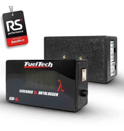 fueltech wideband-o2 datalogger em 12x sem juros + brindes