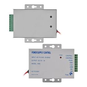 Fuente Alimentación K80 Control Acceso 12v Chapa Electrica