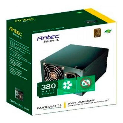fuente antec ea-380d green 380w